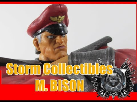 Storm Collectibles Street Fighter V M. Bison/ Vega