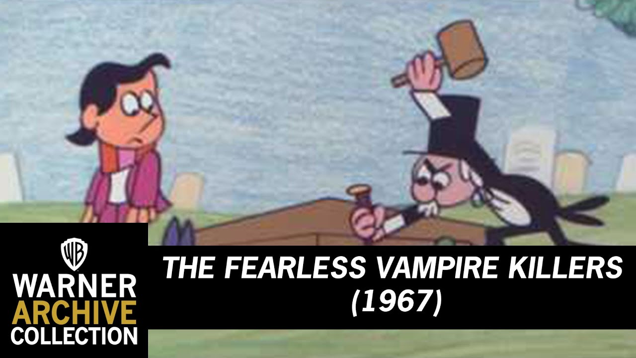 Fearless Vampire Killers Alt Animated Open HD