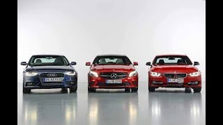 AUDI Power - Audi RS vs Mercedes AMG vs BMW M vs Nissan 💪😍