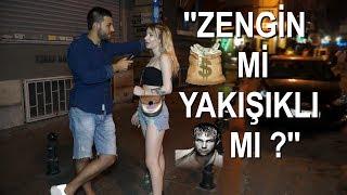 ZENGİN ERKEK Mİ, YAKIŞIKLI ERKEK Mİ ? | ENTERESAN CEVAPLAR !!!