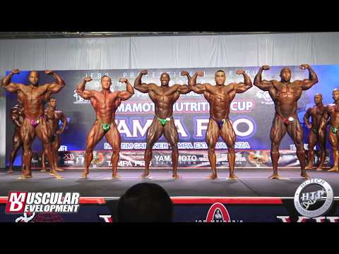 Bodybuilding Comparisons/Posedown/Awards | 2019 Tampa Pro