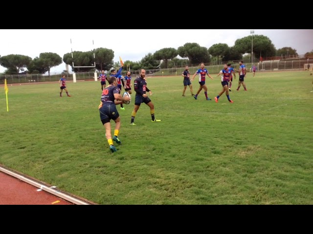 Rugby,Serie B, Cus Catania- Arechi Salerno