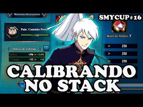 SMYCUP 16 | CALIBRANDO A FOME  NARUTO ONLINE