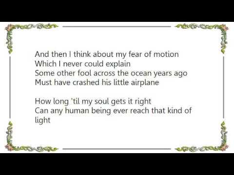 Indigo Girls - Galileo DVDLive Lyrics