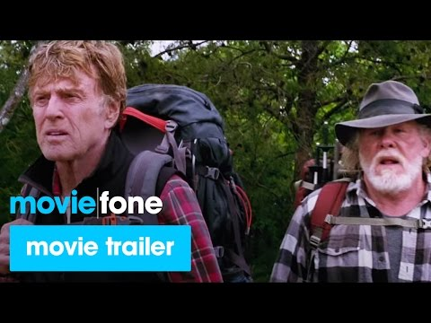 'A Walk in the Woods' (2015): Robert Redford, Nick Nolte