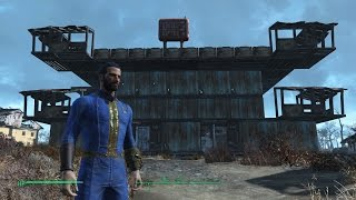 Fallout 4: My Largest Base!!!