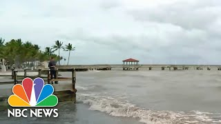 Tropical Storm Elsa Expected To Hit West Coast Of Florida