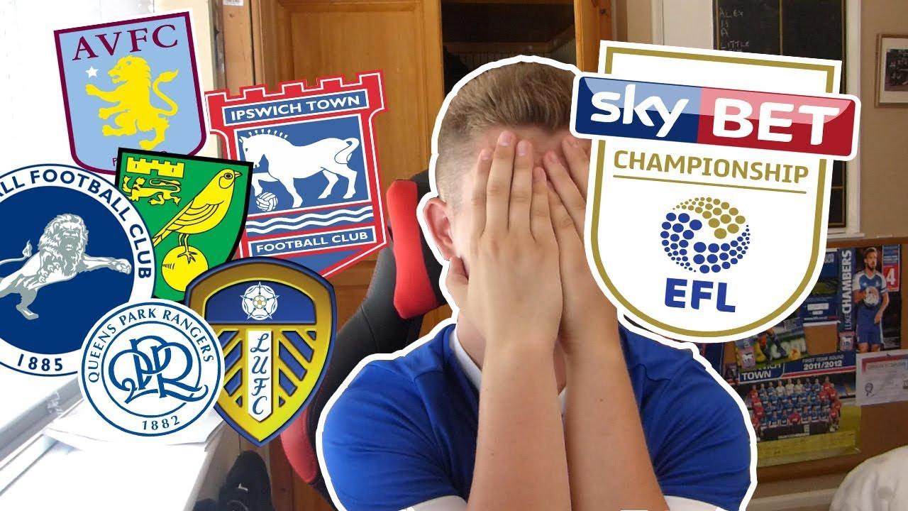 Reacting to EFL Championship Fixture List 18/19