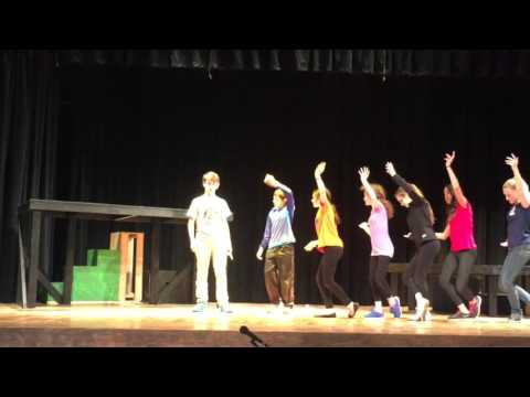 Disney's Aladdin Jr. Community Day School Middle School Trailer