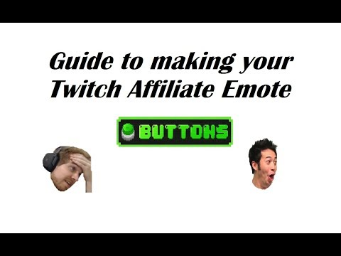 Twitch emote guide