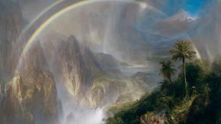 [EN] Rainy Season in the Tropics - Frederic Edwin Church (1866) [Analysis]