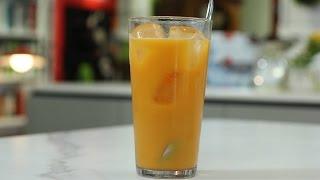 Robinfood / Batido naranja [Receta Exprés]