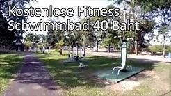 Kostenlose Fitness/Schwimmbad 40 Baht