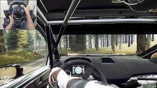 Ford Fiesta R5 - Dirt Rally 2.0 | Logitech g29 gameplay