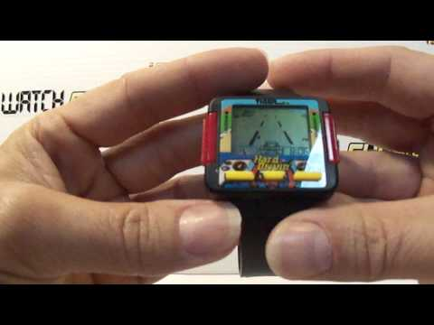 Personal Game Watch Review 80's Till Now By GameWatchGuy Pacman, GCE, Tiger, And X-Box Game Watches