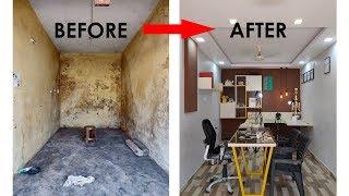 Office Restoration   Architecture Interior Design  Before & After   Sam E Studio Office