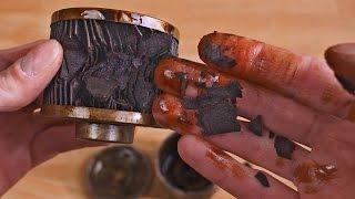 Niemożliwe. Filtr oleju, który się rozsypał... filtr z wadą fabryczną?