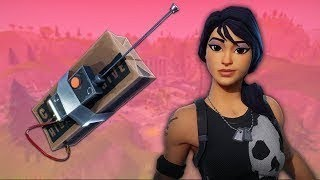 Fortnite Battle Royale | *NEW* Remote Explosive Gameplay - (Sub Goal 8.5k - 10k) #FreeDomGang