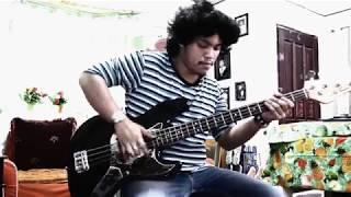 Korn   Freak On A Leash bass cover