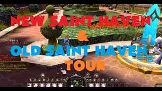 [DN] New Saint Haven vs Old Saint Haven Tour