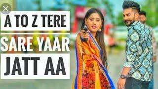 a-to-z-tere-sare-yaar-jatt-aa-8-parche-full-song-baani-sandhu