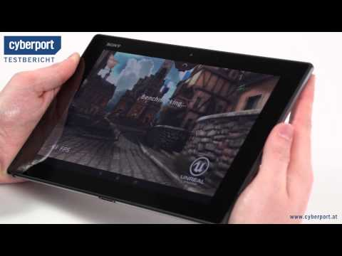 Sony Xperia Z2 Tablet im Test I Cyberport