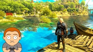 The Witcher 3 Blood And Wine GTX 1080 Ultra Settings 1440p Frame Rate Performance Test