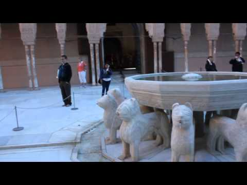 Alhambra Lion Court