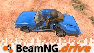 BEAMNG.DRIVE - Senseless Destruction! (Gameplay)