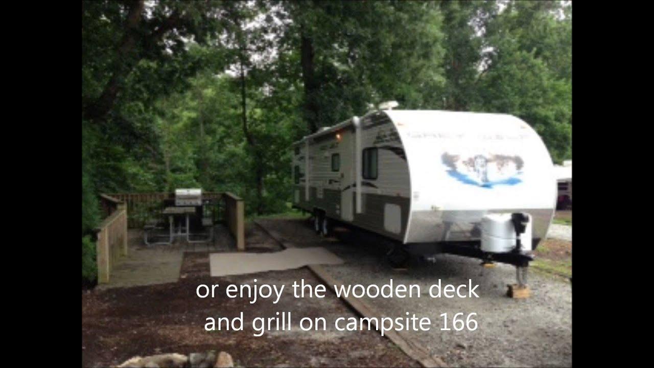 Atlanta Georgia RV Rentals Delivered Setup At Stone Mountain Park