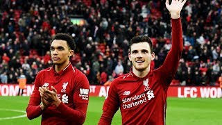 All 23 Of Trent & Robertson's Assists • 2018/19