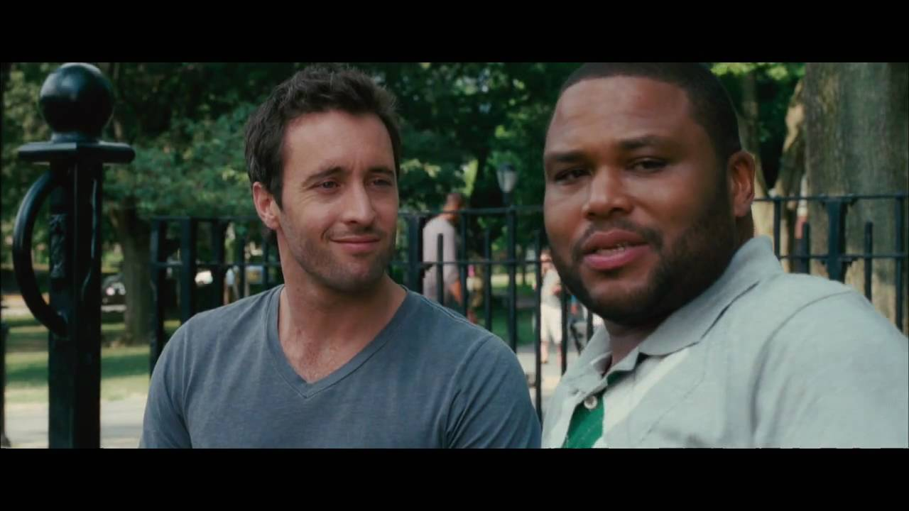 """Download The Back-up Plan """"It's Awful"""" clip Alex O'Loughlin and Anthony Anderson"""