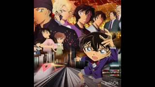 Detective Conan  movie 24 the SCarlet  Eien no Fuzaishomei full kaco kiol offed