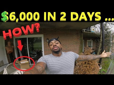 how-i-made-$6,000-in-2-days-step-by-step-varvarvlogs