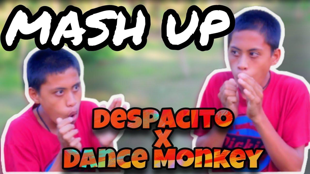 Download BEAT MASH UP (Despacito x Dance Monkey)   enjoy watching we love you❤️