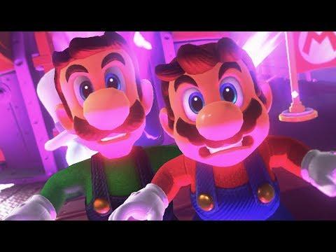 Super Mario Odyssey - Mario & Luigi Walkthrough Part 10