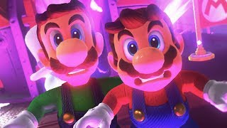 Super Mario Odyssey - Mario & Luigi Walkthrough Part 10