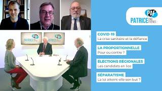 PAF – Patrice Carmouze and Friends – 2 février 2021