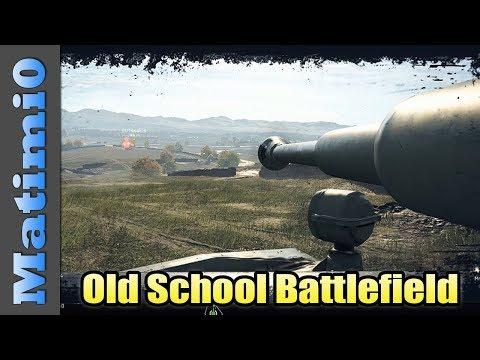 Old School Battlefield thumbnail
