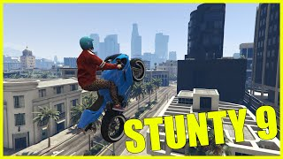 Grand Theft Auto 5 - STUNTY 9 ( RAGE )