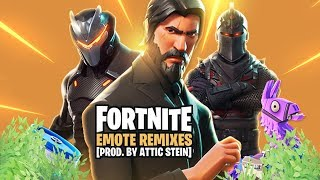 All Fortnite Emotes Remixed [DOWNLOAD NOW]