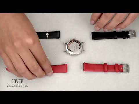Watch Strap Exchange - Crazy Seconds By COVER - Watches For Women - Ladies Watches
