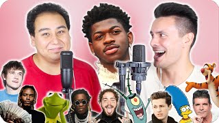 """Download Lil Nas X - """"Panini"""" Impersonation Cover (LIVE ONE-TAKE!) Mp3 and Videos"""