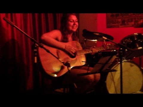 Emily Alimonos Acoustic Performance - Live @ Rafa's Art Lounge, Silver Lake, Los Angeles, CA
