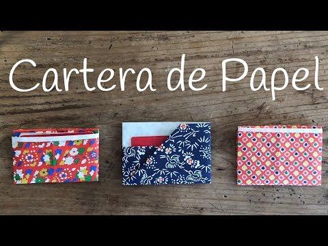 Sobre tradicional de origami para cartas