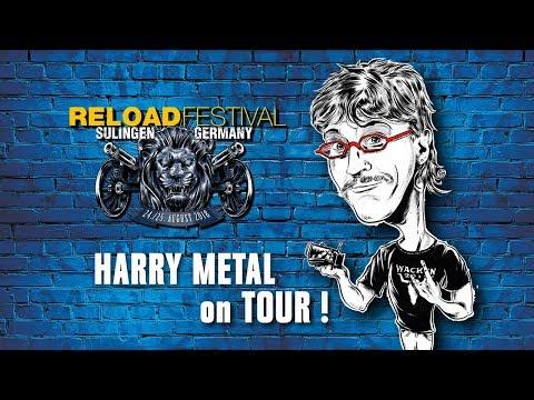 Reload Festival 2018 Mit Harry Metal