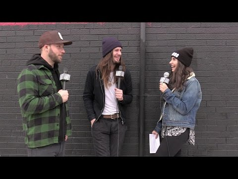 Interview with While She Sleeps