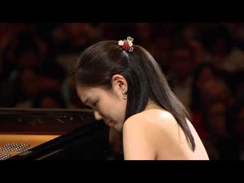 Mariko Nogami – Nocturne in D flat major Op. 27 No. 2 (first stage)