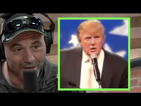 Joe Rogan on Trumps Infamous China Speech (From 2019)