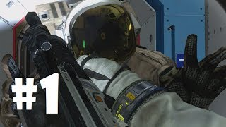 Call Of Duty: Ghosts Walkthrough Part 1 - Mission 1 - Ghost Stories